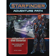 Produktbilde for Starfinder Adventure Path: The God-Host Ascends (Attack of t (BOK)