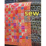 Kaffe Fassett's Sew Simple Quilts & Patchworks (BOK)