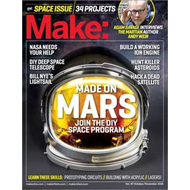 Make: The Space Issue (BOK)