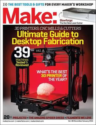 Make: Desktop Fabrication (BOK)