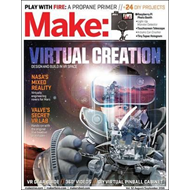 Make: Virtual Creation - Design and Build in VR Space (BOK)