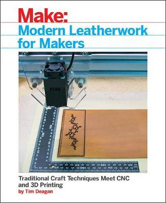 Modern Leatherwork for Makers (BOK)