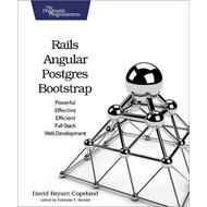 Rails, Angular, Postgres, and Bootstrap (BOK)