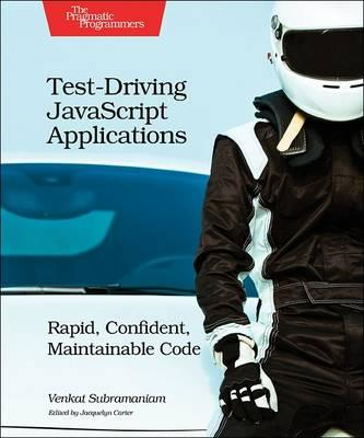 Test-Driving JavaScript Applications (BOK)