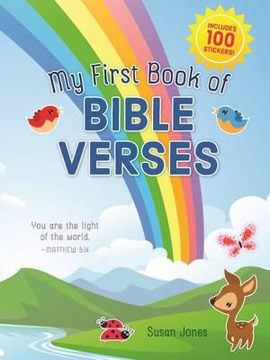 My First Book of Bible Verses (BOK)