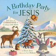 Birthday Party for Jesus (BOK)