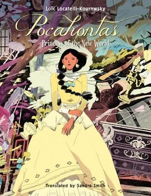 Pocahontas - Princess of the New World (BOK)