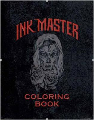Ink Master Coloring Book (BOK)