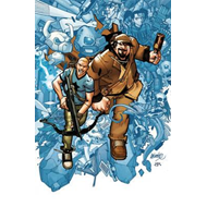 A&A: The Adventures of Archer & Armstrong Volume 1: In the B (BOK)