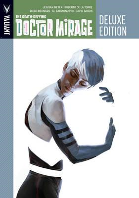 Death-Defying Dr. Mirage Deluxe Edition Book 1 (BOK)