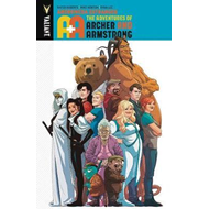 A&A: The Adventures of Archer & Armstrong Volume 3: Andromed (BOK)