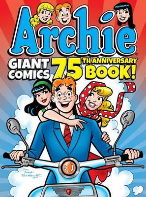 Archie Giant Comics 75th Anniversary Book (BOK)