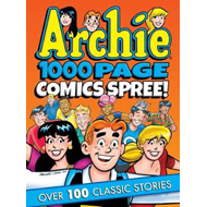Archie 1000 Page Comics Spree (BOK)