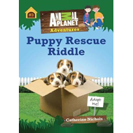 Puppy Rescue Riddle (BOK)