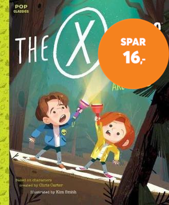 The X-Files: Earth Children Are Weird - A Picture Book (BOK)