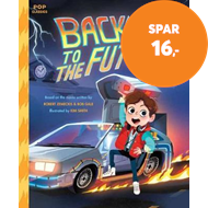 Produktbilde for Back To The Future (BOK)
