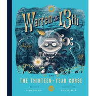 Produktbilde for Warren the 13th and the Thirteen-Year Curse (BOK)