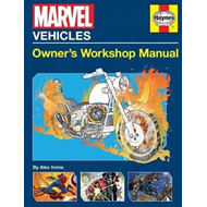 Marvel Vehicles: Owner's Workshop Manual (BOK)
