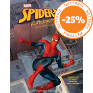 Produktbilde for Marvel's Spider-Man: From Amazing to Spectacular - The Definitive Comic Art Collection (BOK)