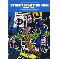 Street Fighting Men: Spain Vol. 1 (BOK)