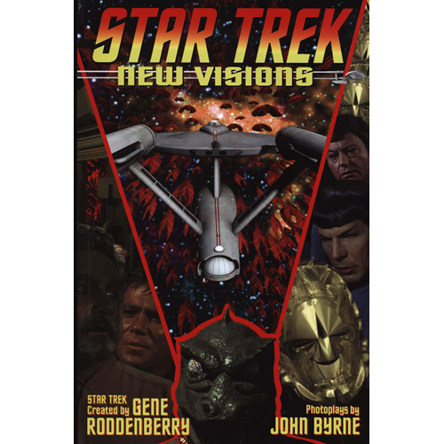 Star Trek New Visions Volume 5 (BOK)