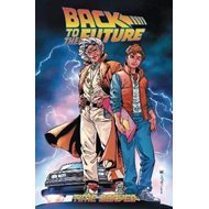 Back To The Future Time Served (BOK)