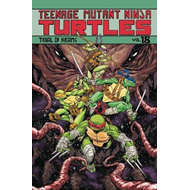 Teenage Mutant Ninja Turtles Volume 18 Trial Of Krang (BOK)