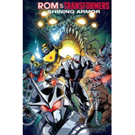 Produktbilde for Rom Vs The Transformers Shining Armor (BOK)