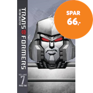 Produktbilde for Transformers: IDW Collection Phase Two Volume 7 (BOK)