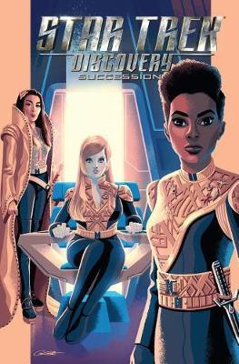 Star Trek Discovery - Succession (BOK)