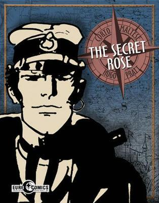 Corto Maltese The Secret Rose (BOK)