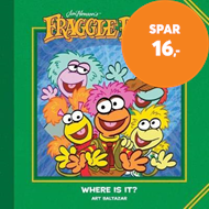 Produktbilde for Jim Henson's Fraggle Rock: Where Is It? (BOK)