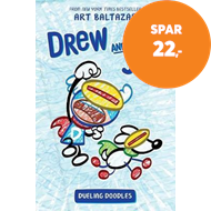 Produktbilde for Drew And Jot: Dueling Doodles (BOK)