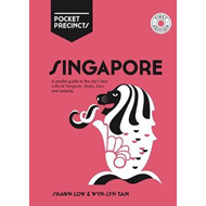 Produktbilde for Singapore Pocket Precincts (BOK)