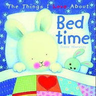 Things I Love About Bedtime (BOK)