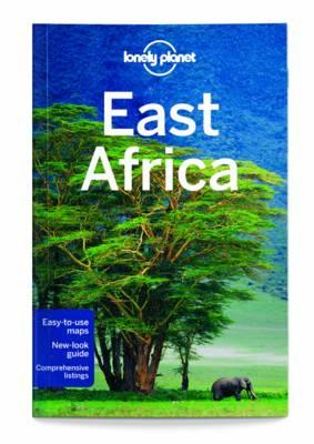 Lonely Planet East Africa (BOK)
