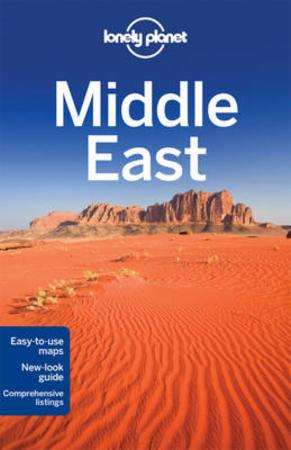 Lonely Planet Middle East (BOK)