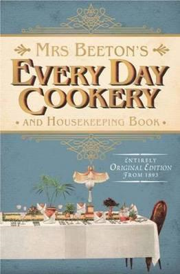 Mrs Beeton's Every Day Cookery and Housekeeping Book (BOK)