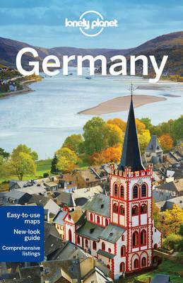 Lonely Planet Germany (BOK)