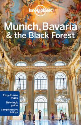 Lonely Planet Munich, Bavaria & the Black Forest (BOK)