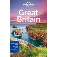Lonely Planet Great Britain (BOK)