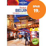Produktbilde for Pocket Beijing - top sights, local life, made easy (BOK)