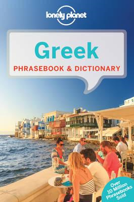 Lonely Planet Greek Phrasebook & Dictionary (BOK)