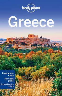 Lonely Planet Greece (BOK)