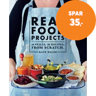 Produktbilde for Real Food Projects - 30 skills. 46 recipes. From scratch. (BOK)