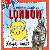 Mr Chicken Lands on London (BOK)