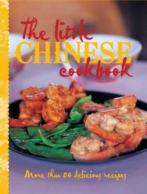 Little Chinese Cookbook (BOK)