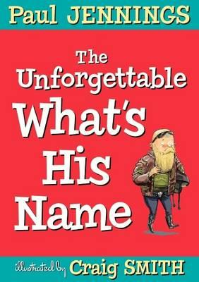 Unforgettable What's His Name (BOK)
