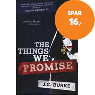 Produktbilde for Things We Promise (BOK)
