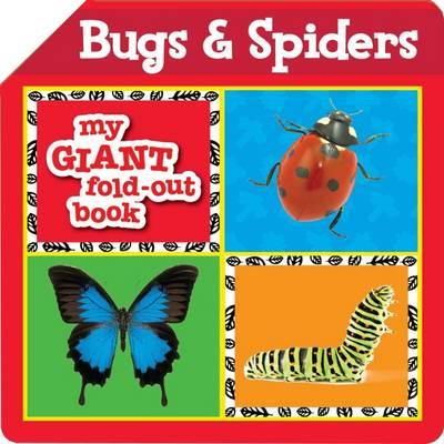 My Giant Fold Out Bugs & Spiders (BOK)